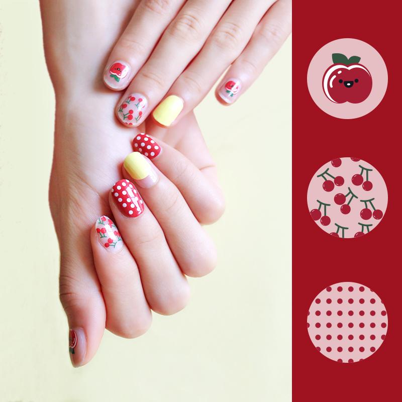 Newair Fake Nails Array image95