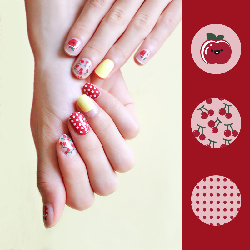 Newair Fake Nails gel best nail strips supplier for girl