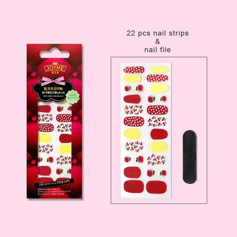 Newair Fake Nails gel best nail strips supplier for girl-4