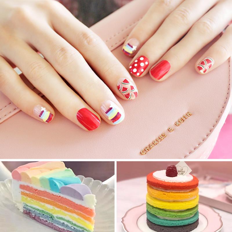 gel nail art stripes factory price for girl-4