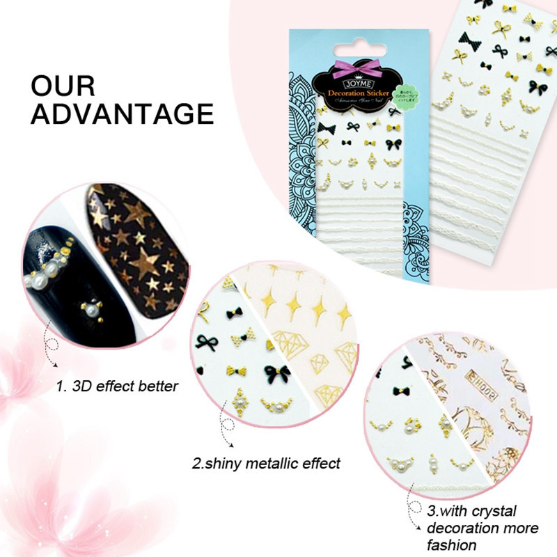 Newair Fake Nails designer nail stickers design for women