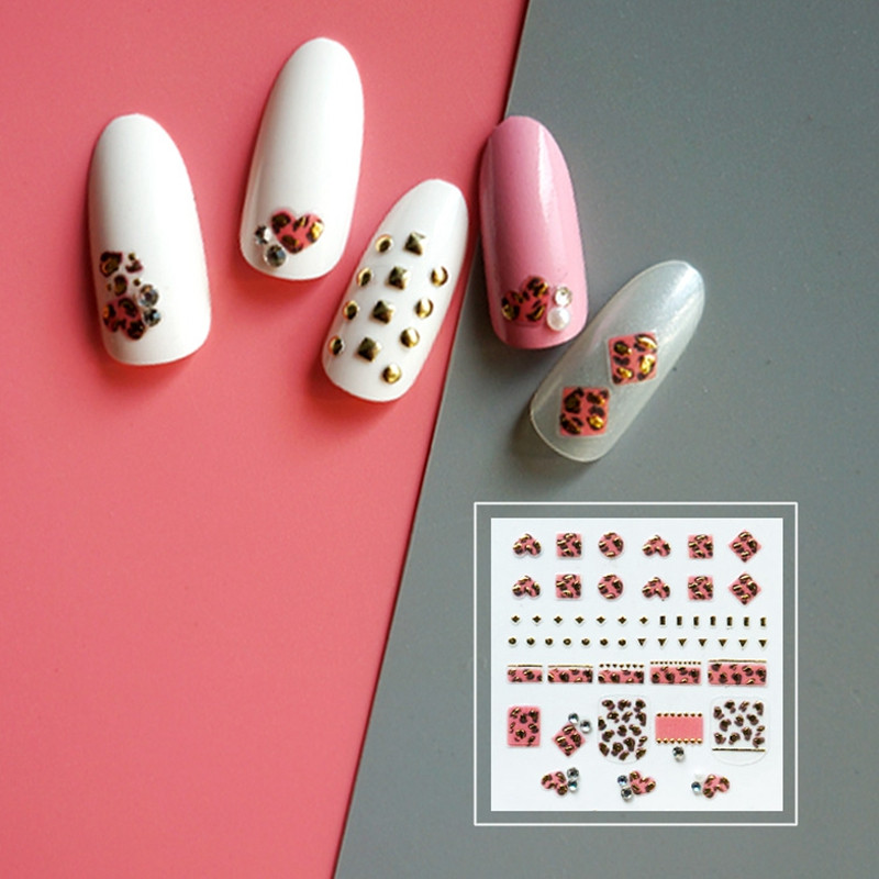 Newair Fake Nails 3d water nail stickers inquire now for women-5