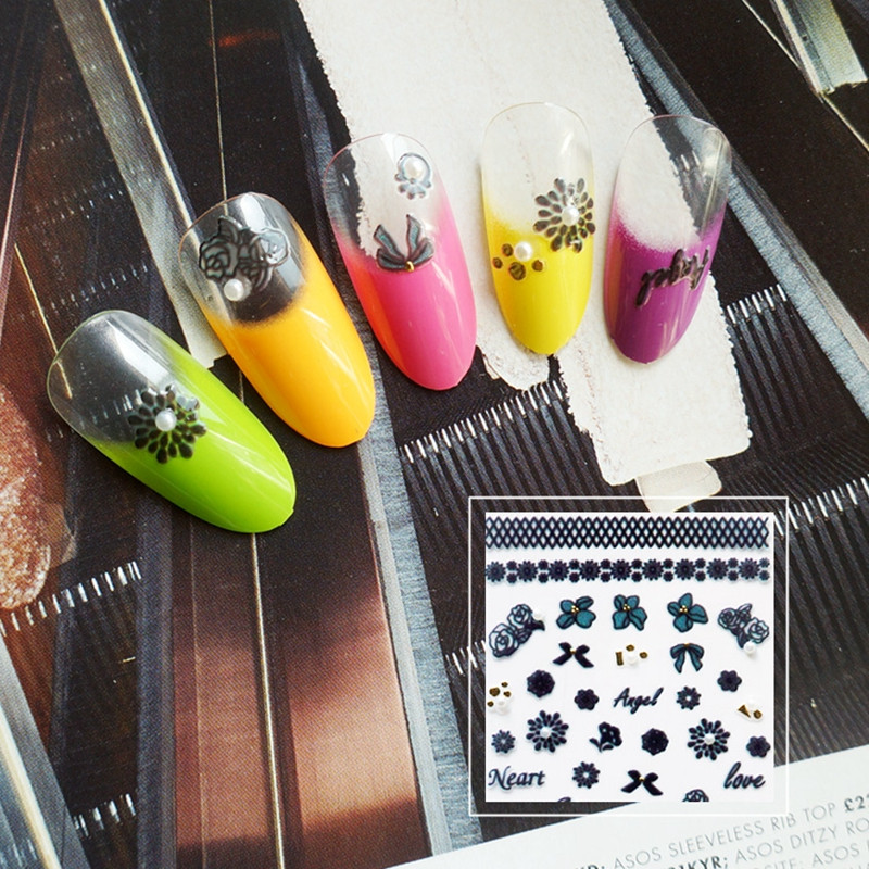 Newair Fake Nails best nail decals factory for commercial-5