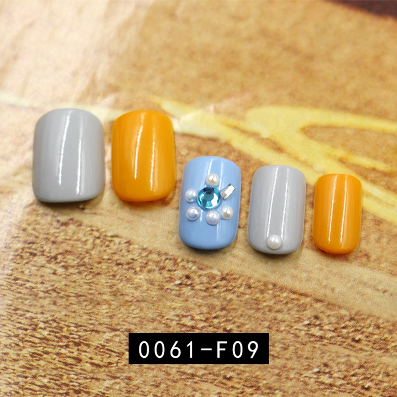 Newair Fake Nails artificial press on nails amazon directly sale for lady-5