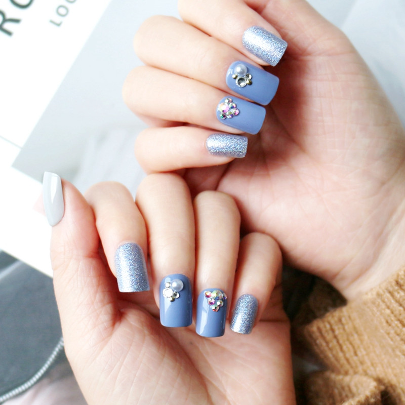 Newair Fake Nails press on nails for kids directly sale for lady-4