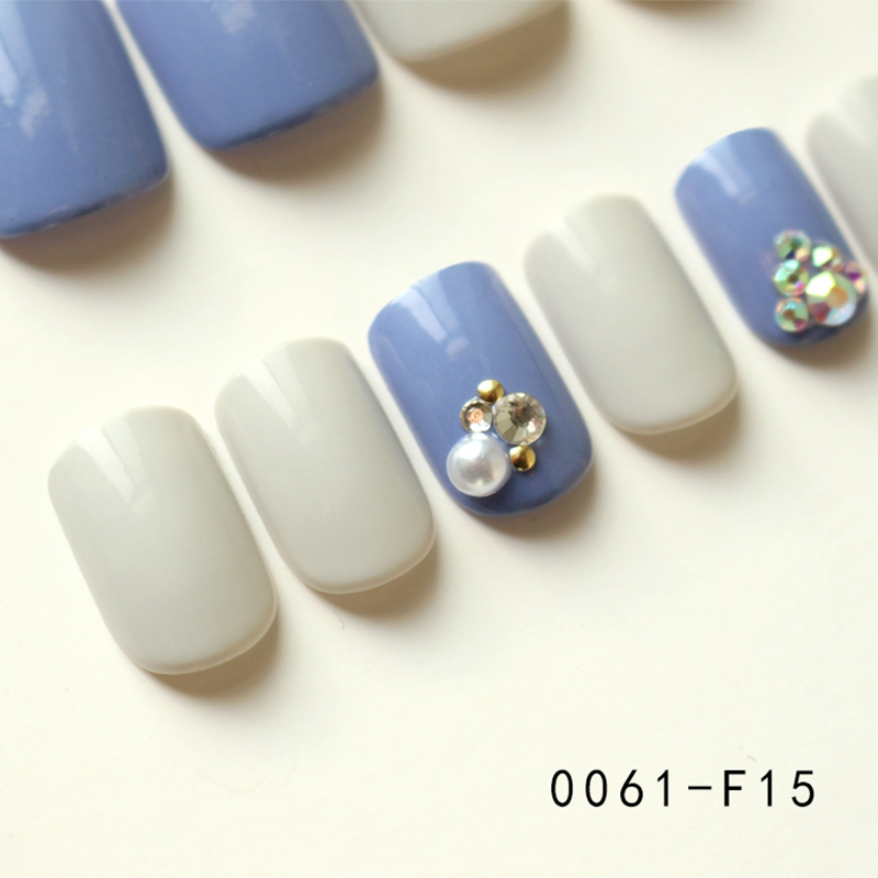 Newair Fake Nails press on nails for kids directly sale for lady-5