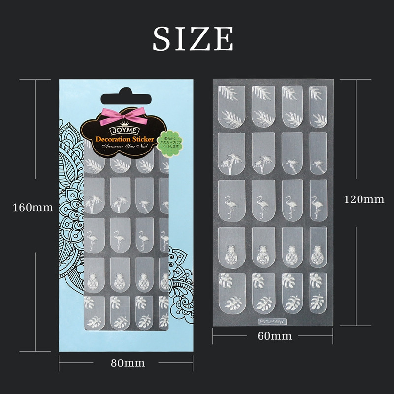 adhesive fingernail decals stickers for women-5