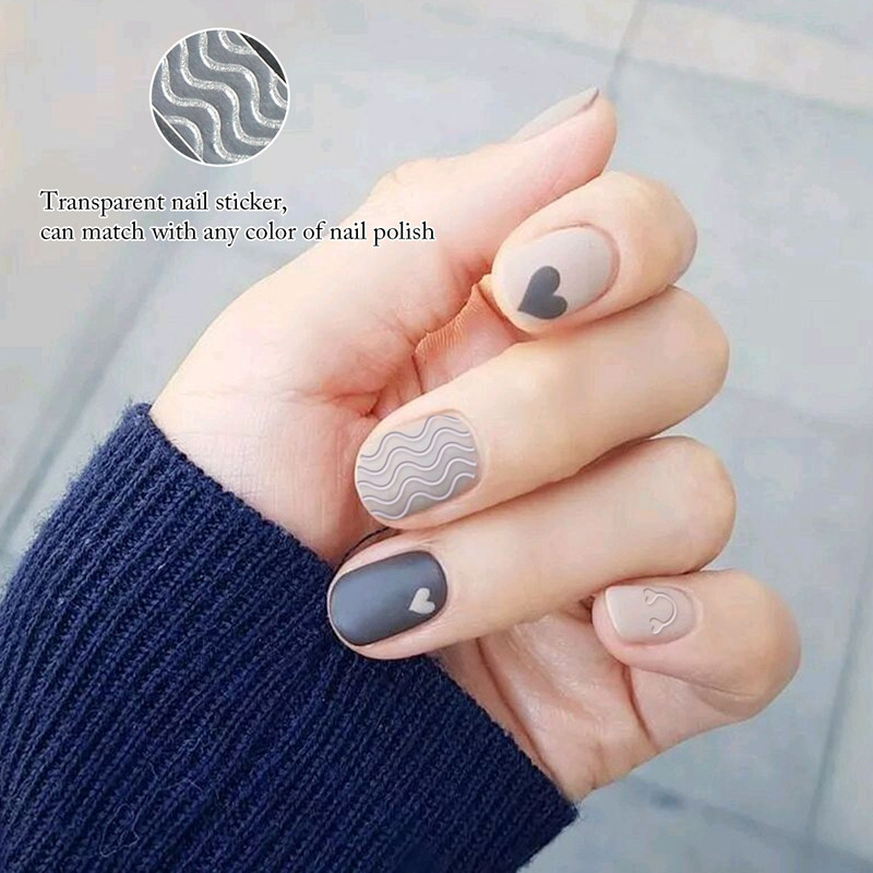 Newair Fake Nails stickers nail art with good price for ladies