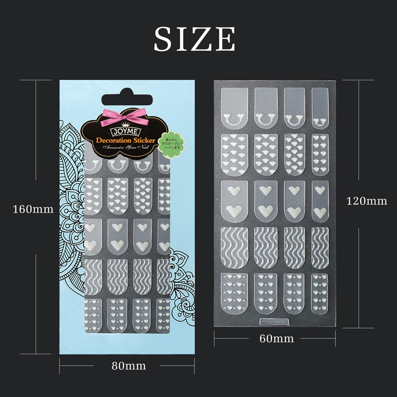 Newair Fake Nails stickers nail art with good price for ladies-6