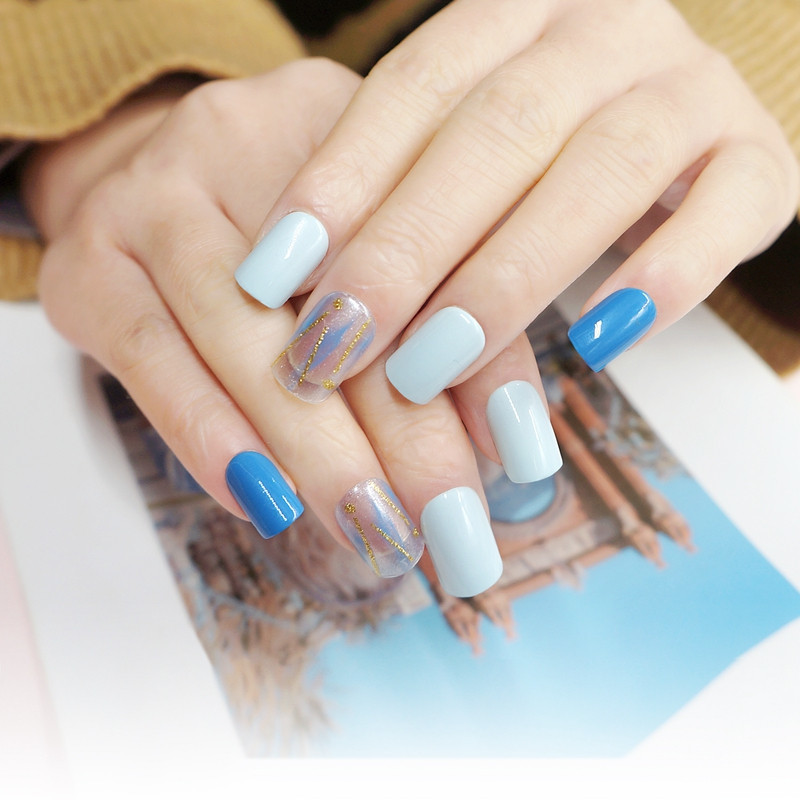 sexy press on nails review customized for lady
