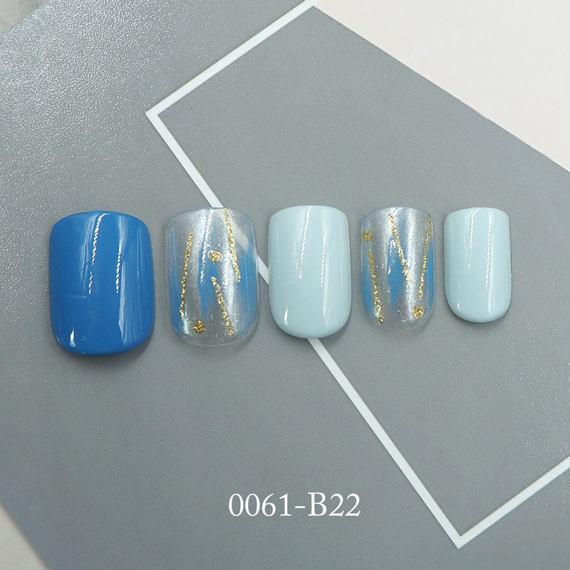 sexy press on nails review customized for lady-5