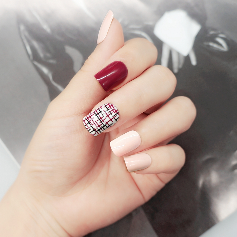 Newair Fake Nails Array image70