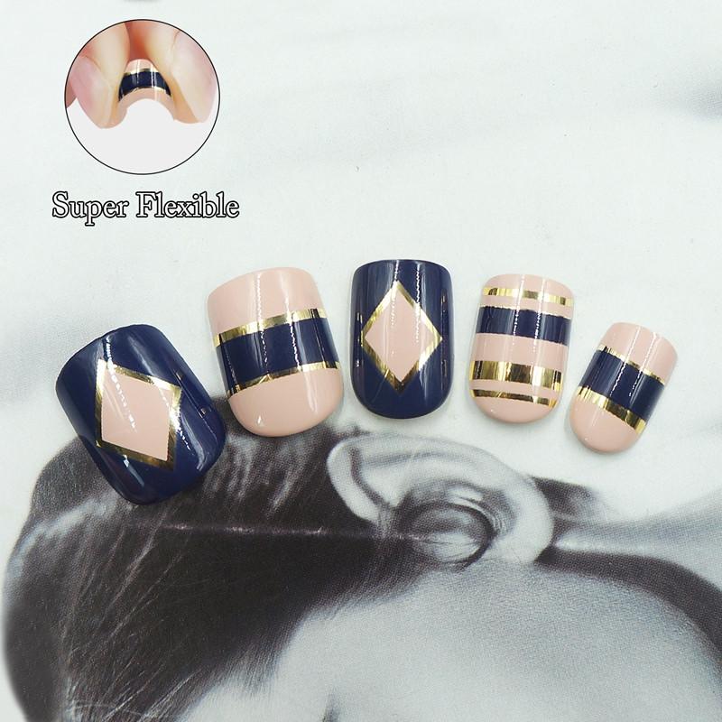 Newair Fake Nails gel long fake nails from China for bride-2