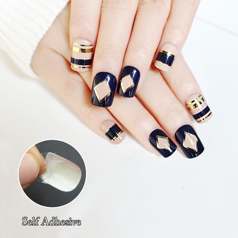 Newair Fake Nails gel long fake nails from China for bride-5