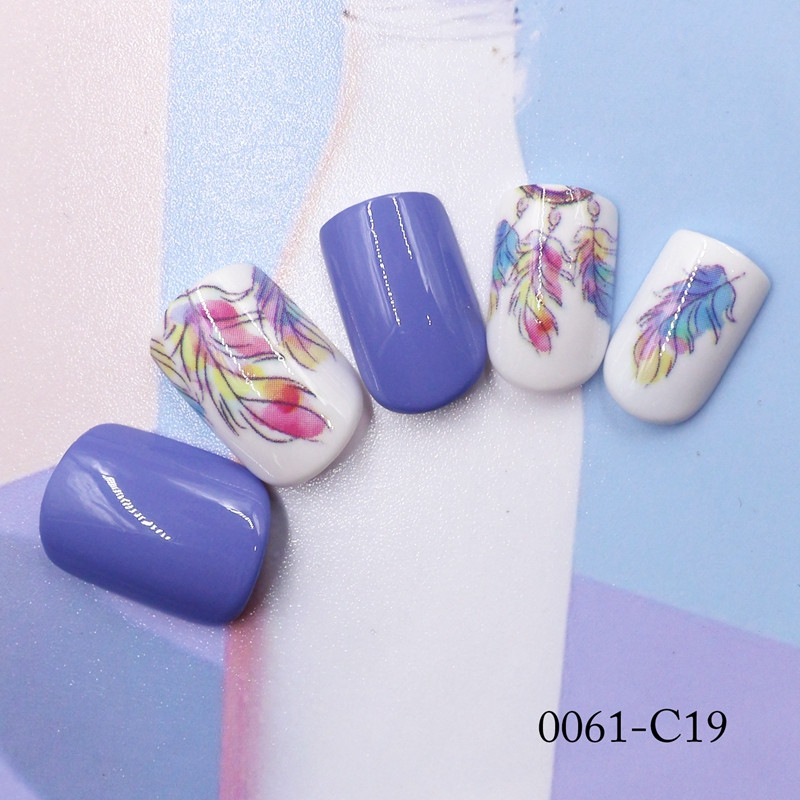 Newair Fake Nails flexible fake nails directly sale for girls-3
