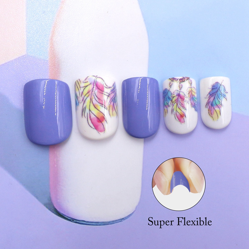 Newair Fake Nails flexible fake nails directly sale for girls-2