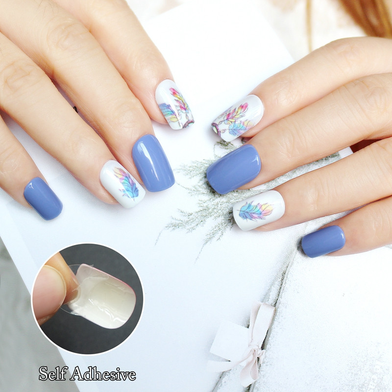 Newair Fake Nails flexible fake nails directly sale for girls-5