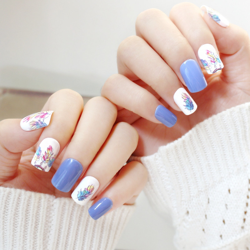Newair Fake Nails flexible fake nails directly sale for girls-6