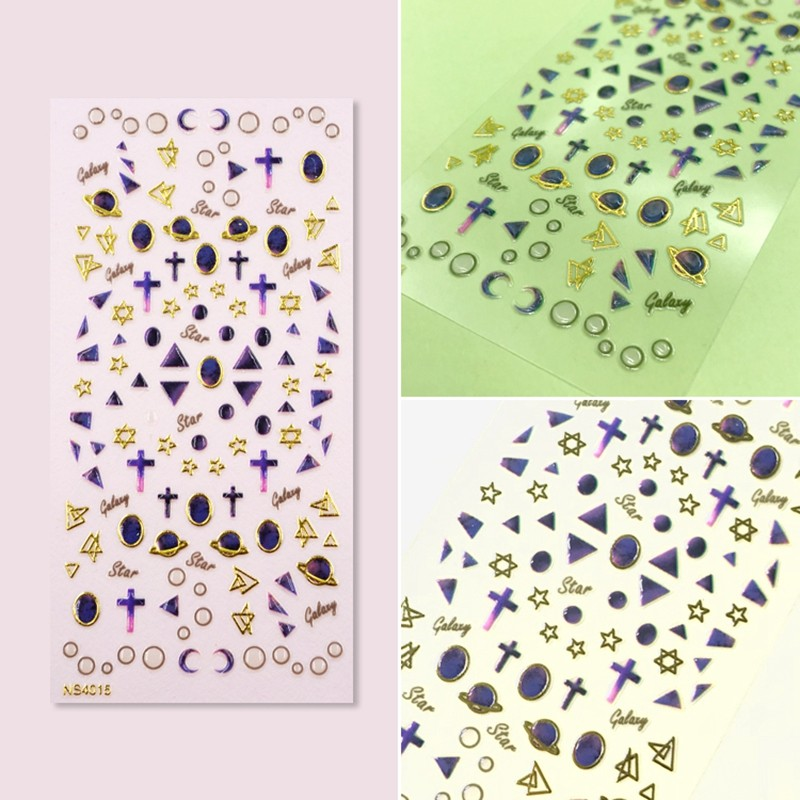 fashion gel nail decals factory for ladies-4