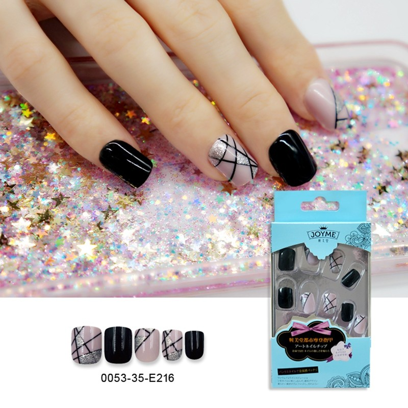 Square Geometric Figure Nail