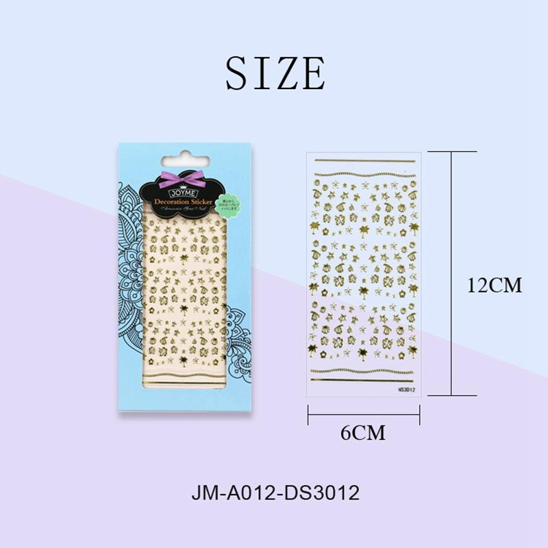 Newair Fake Nails decorative gel nail stickers design for ladies-3