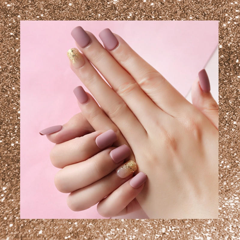 soft best press on nails from China for wedding-2