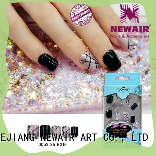 Newair Fake Nails artificial nails supplier for sale
