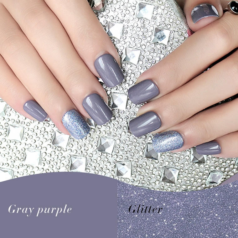 Newair Fake Nails square press on nails amazon from China for bride-2