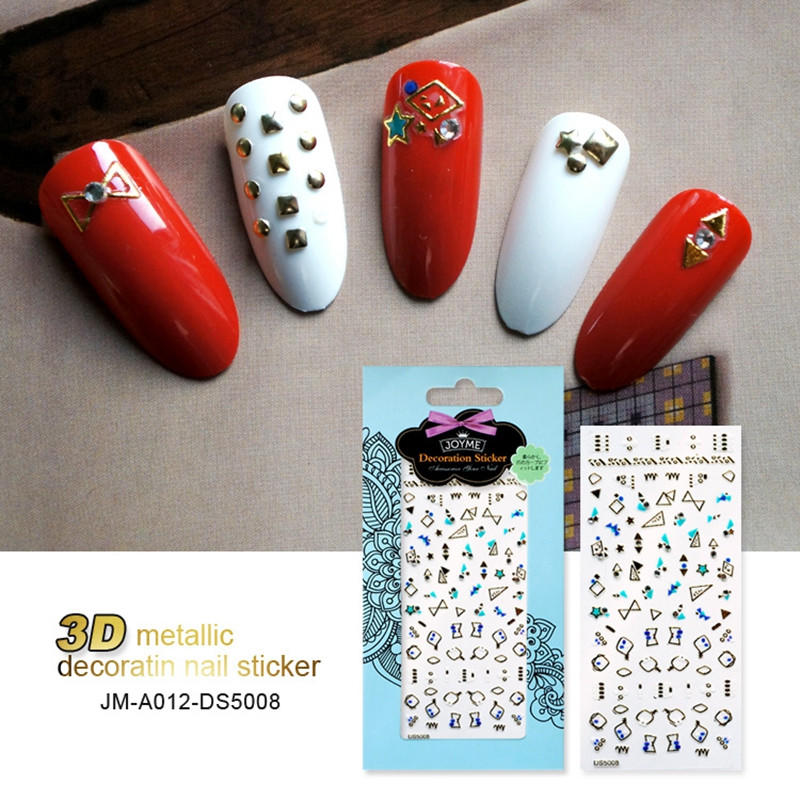 embossed nail stickers walmart for girl-1