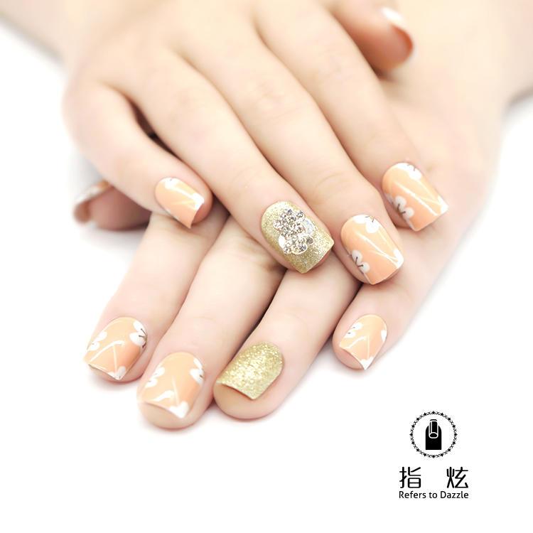 Newair Fake Nails gel press on nails China customized for lady-1