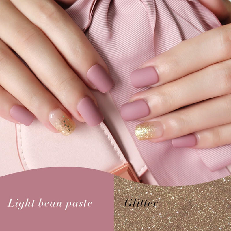 soft best press on nails from China for wedding-3