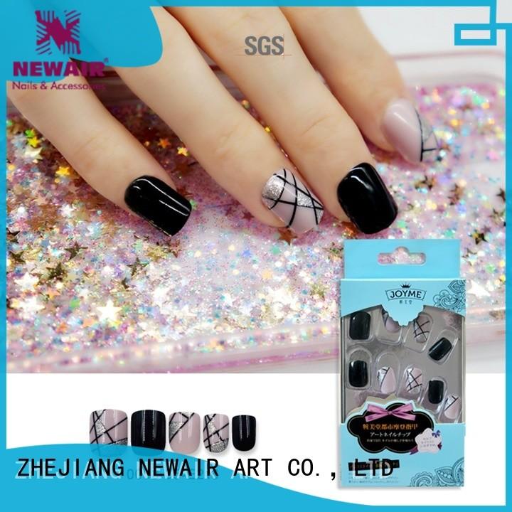 Newair Fake Nails creative fake nails from China for party