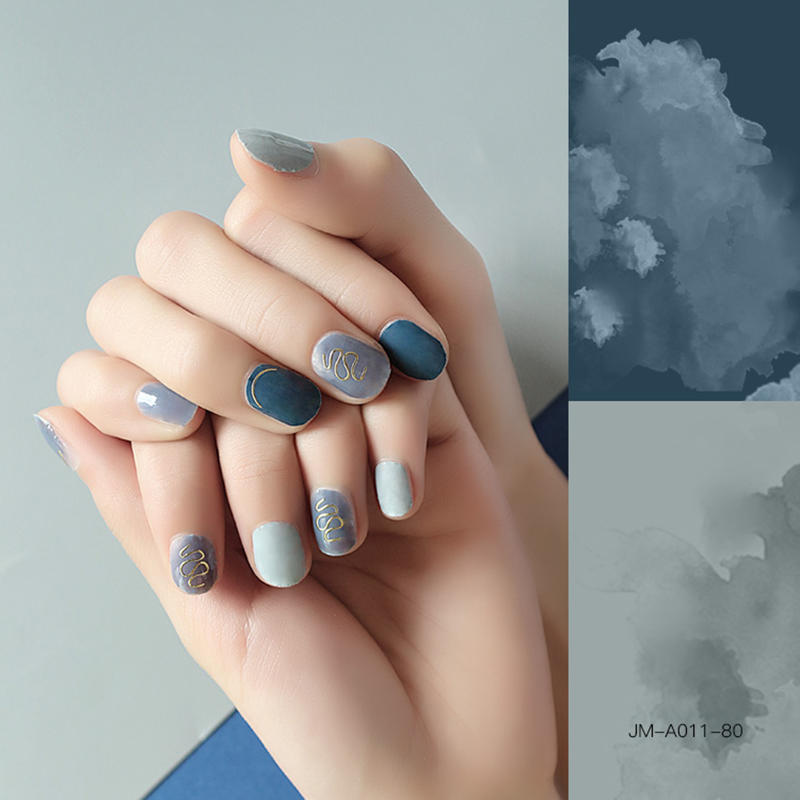Newair Fake Nails sally hansen nail strips personalized for women-2
