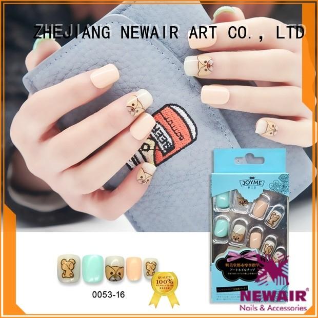 Newair Fake Nails fake nails manufacturer for party