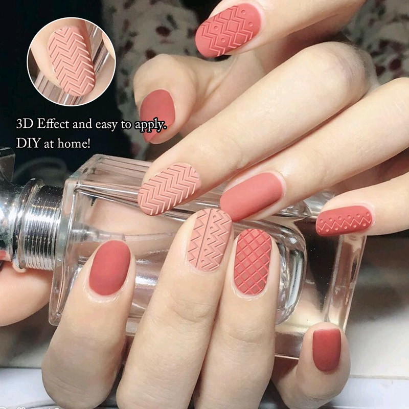 Newair Fake Nails lace best nail stickers with good price for commercial-1
