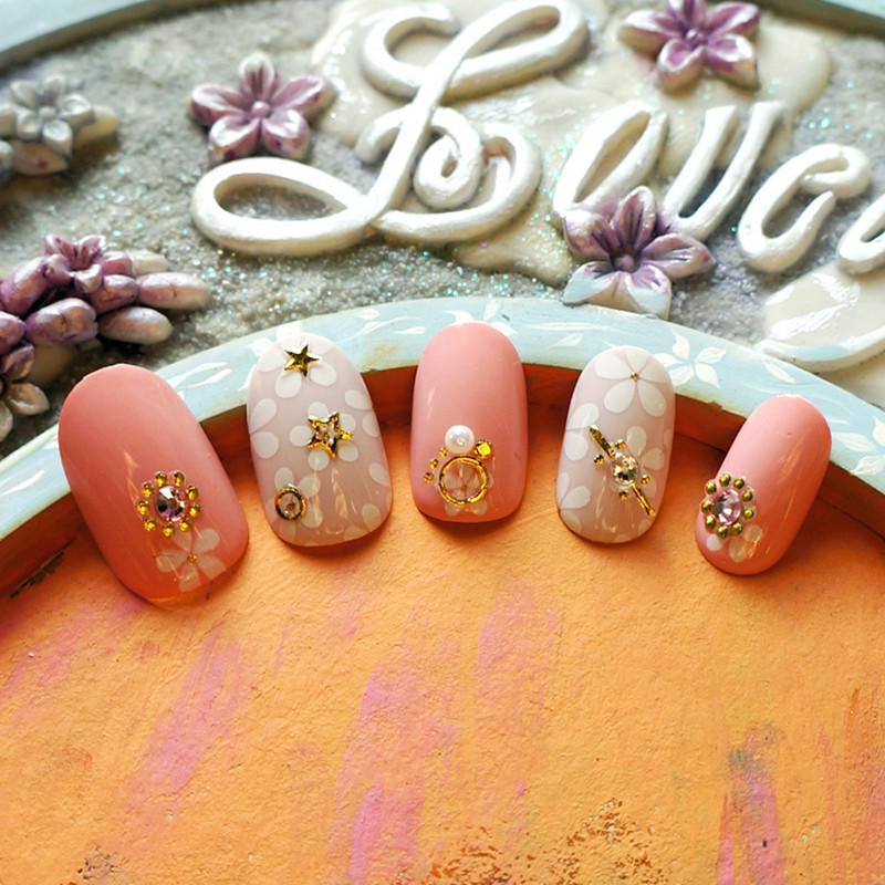 Newair Fake Nails fashion fingernail stickers factory for girl-2