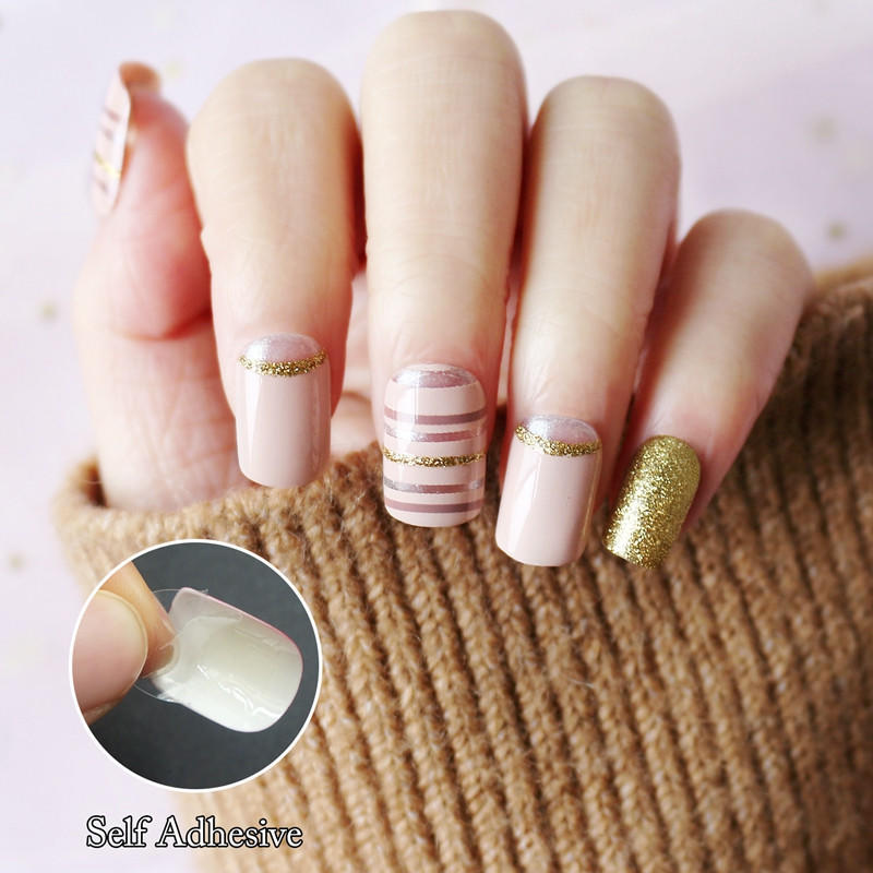 Newair Fake Nails gray halloween press on nails manufacturer for wedding-3