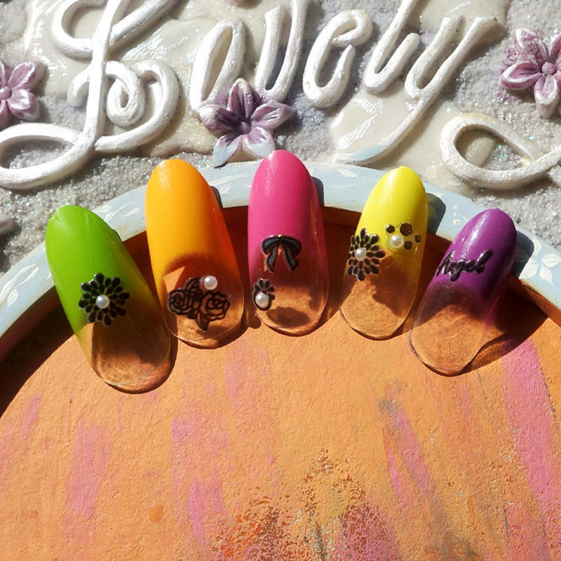 Newair Fake Nails best nail decals factory for commercial-2