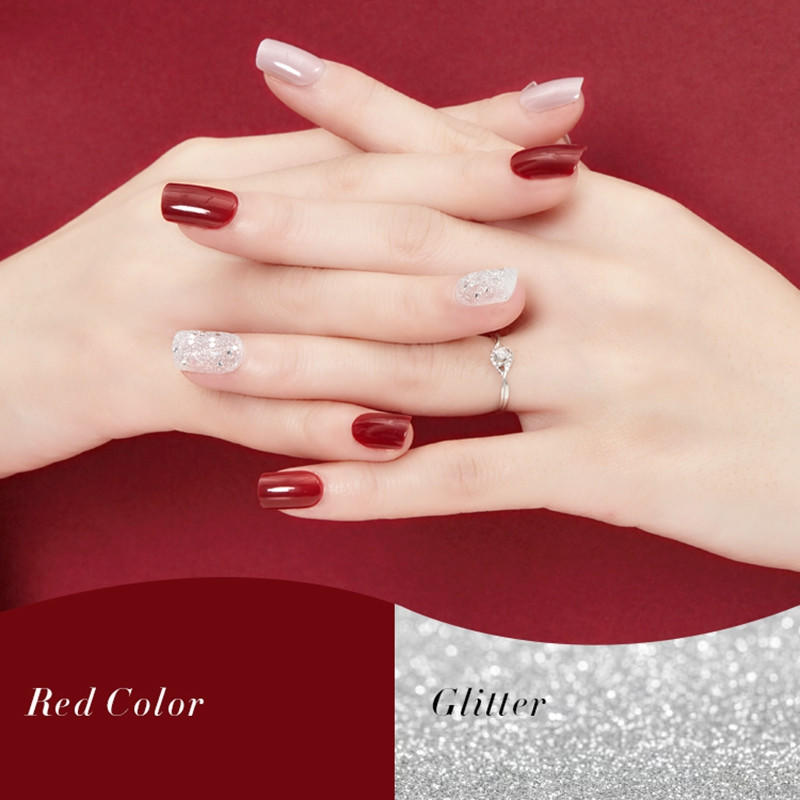 Newair Fake Nails artificial nails kit customized for lady-1