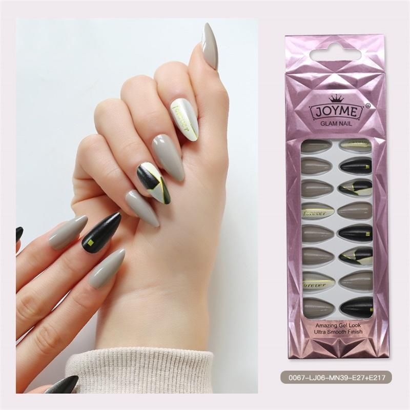 Newair Fake Nails convenient fake nails series for woman-1