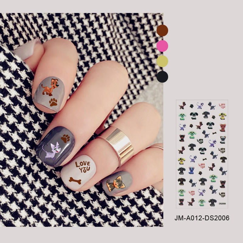 Newair Fake Nails custom nail decals for ladies-3