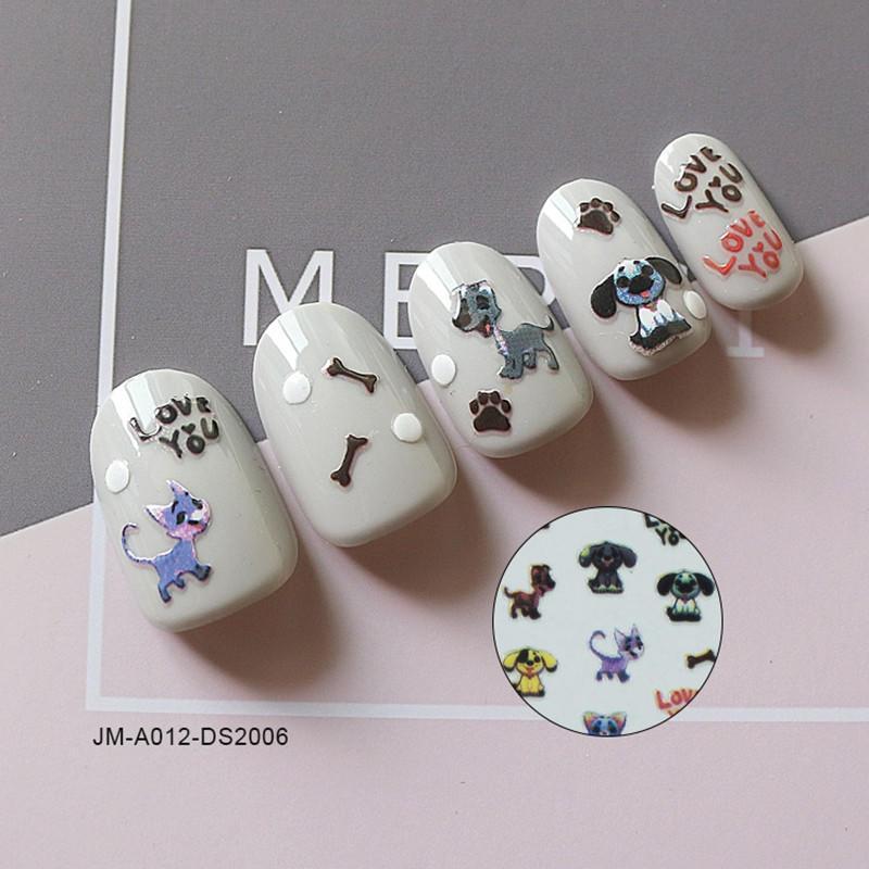 Newair Fake Nails custom nail decals for ladies-2