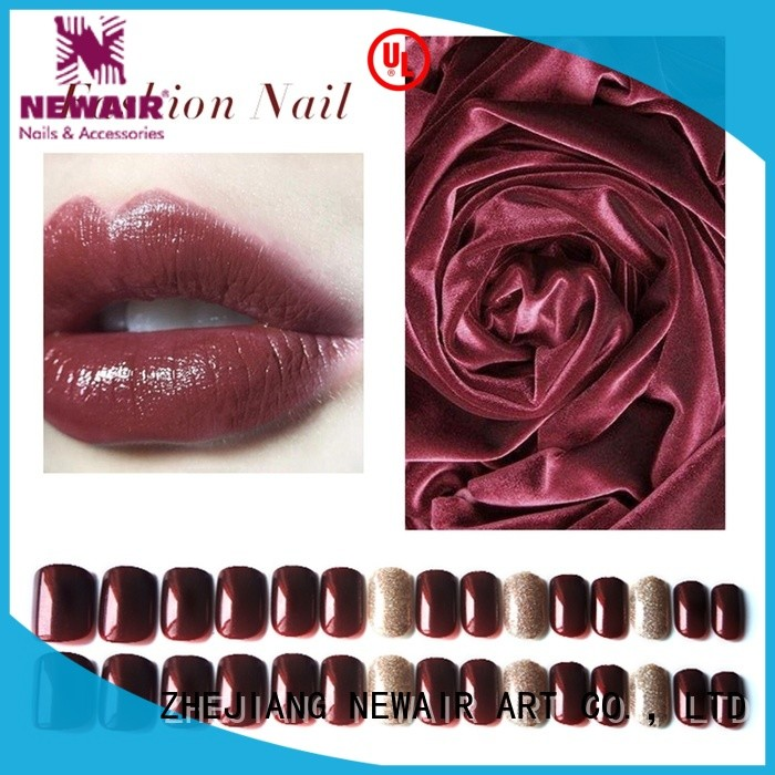 Newair Fake Nails best artificial nails from China for wedding