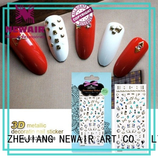 embossed nail stickers walmart for girl