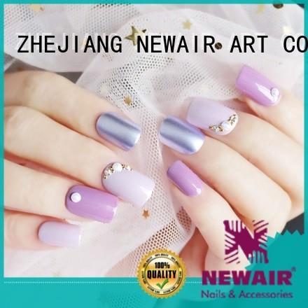 Newair Fake Nails fashion press on nails amazon series for girls