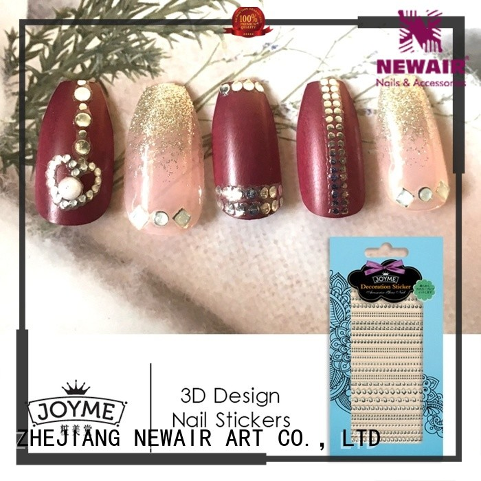 Newair Fake Nails best nail decals with good price for women