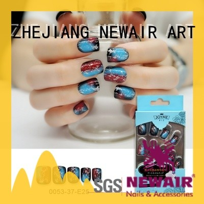 Newair Fake Nails quality artificial nails factory price for gifts