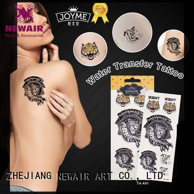 top quality tattoo sticker factory for adults