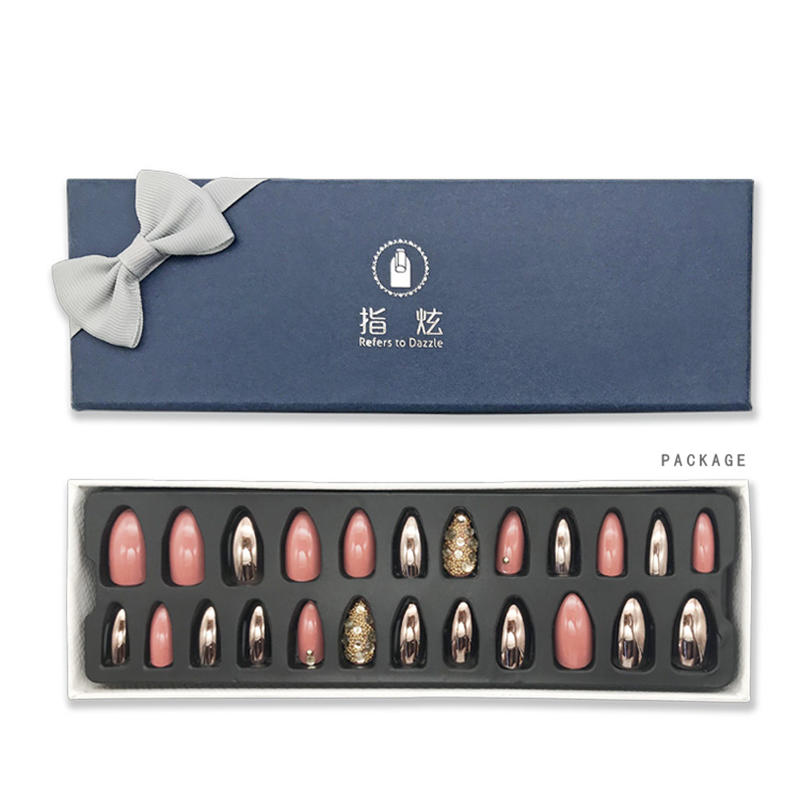 Newair Fake Nails best artificial nails directly sale for bride-3