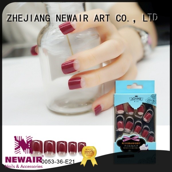 Newair Fake Nails fake nails from China for lover